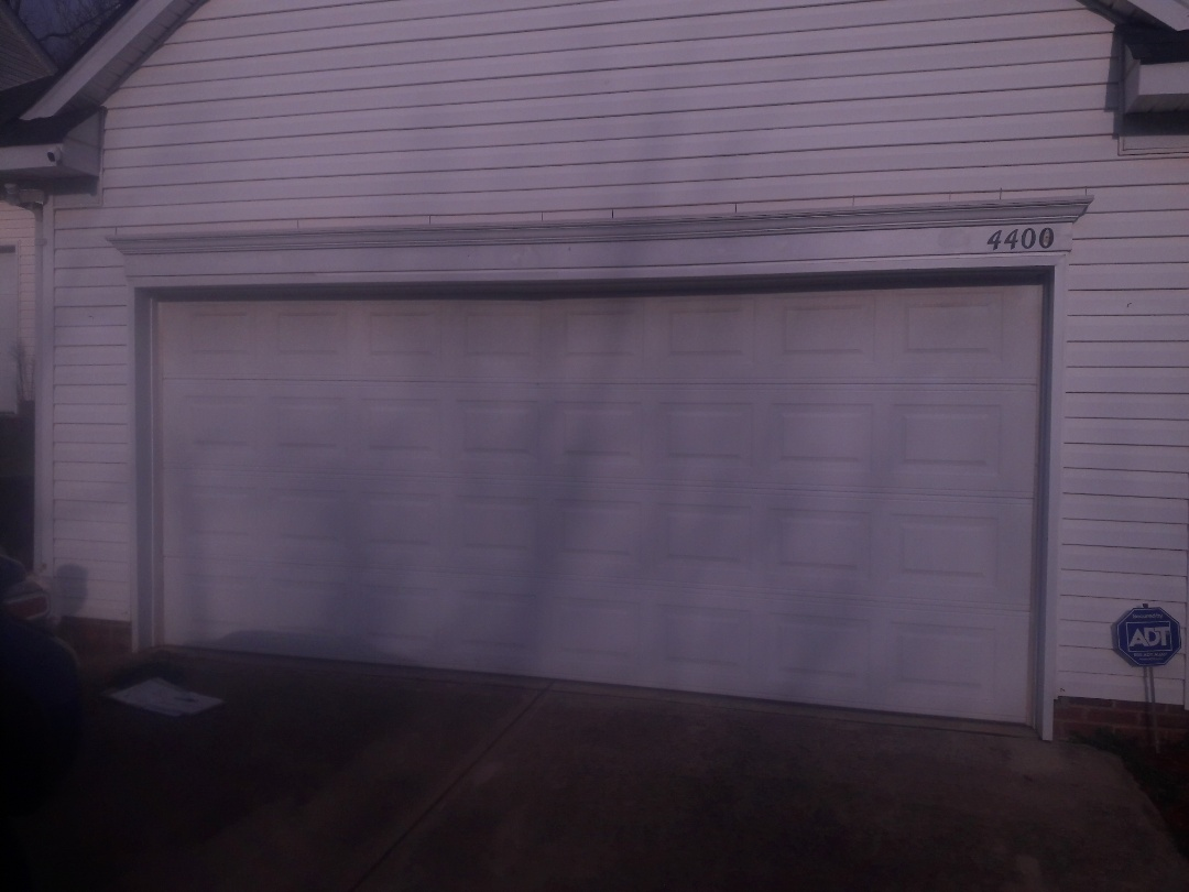 Charlotte, NC - Free new door estimate