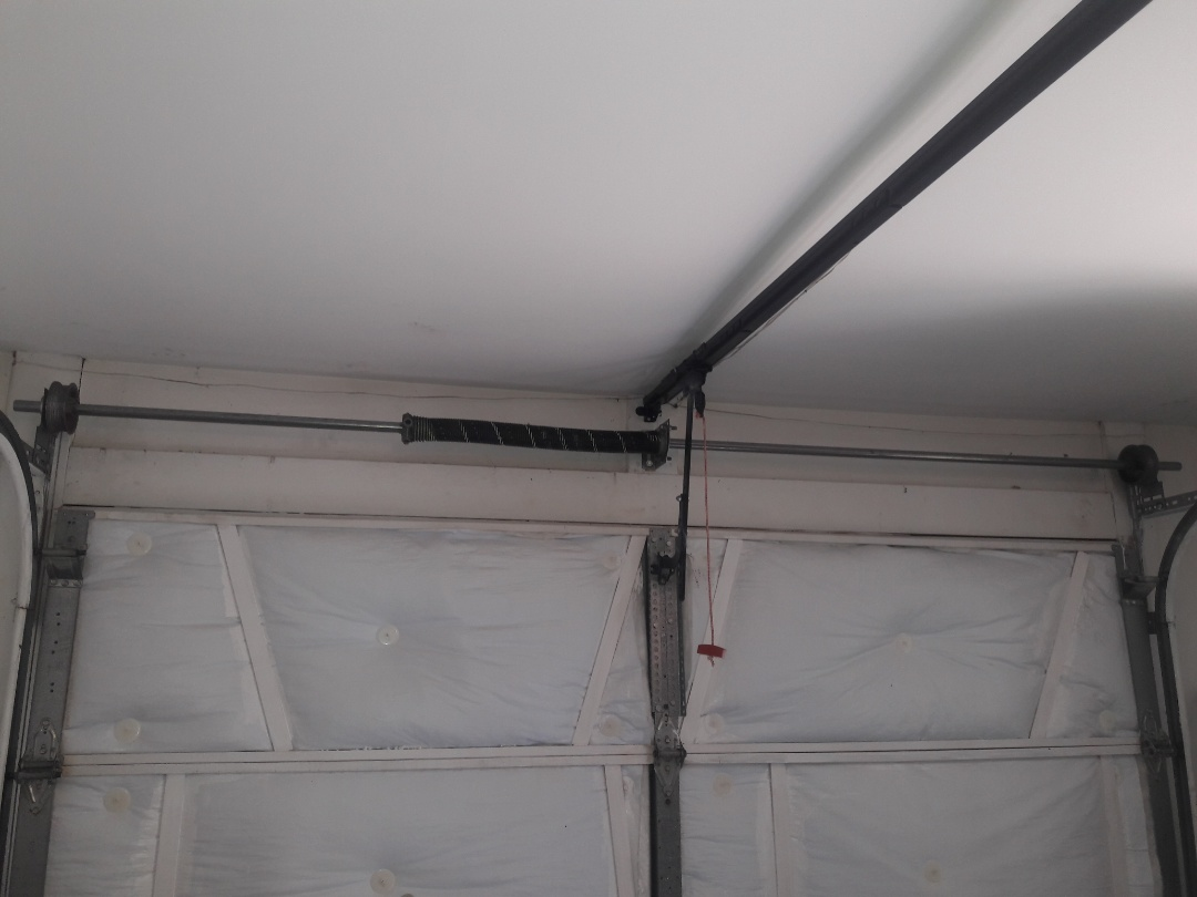 Mount Holly, NC - adjusted torsion spring system