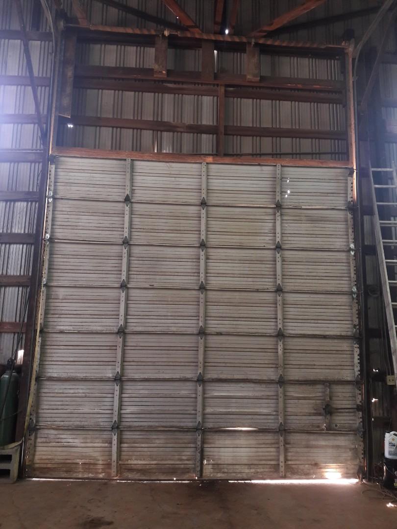 Cornelius, NC - Free commercial garage door repair estimate