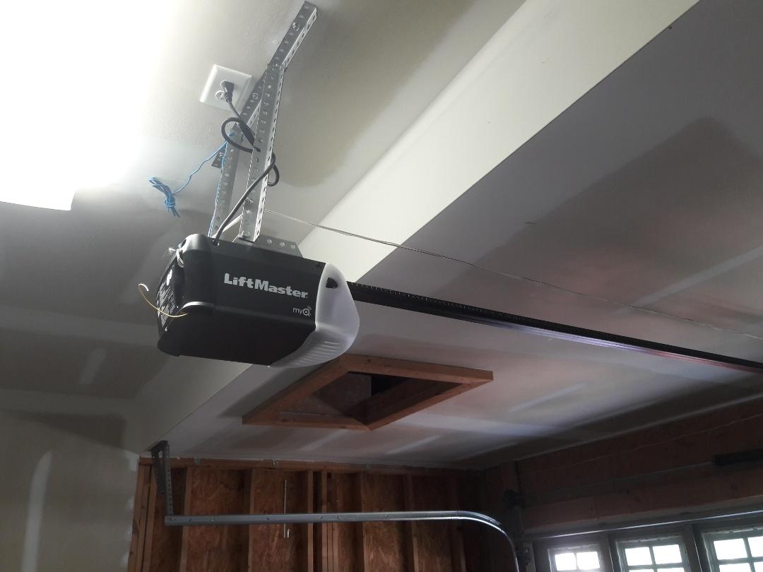 Matthews, NC - Installed opener (fresh install)
