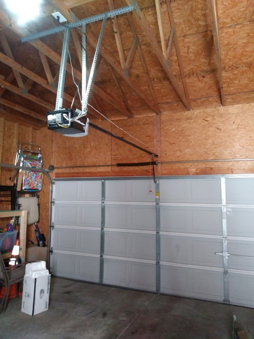 Fort Mill, SC - Replaced genie with new lift master opener