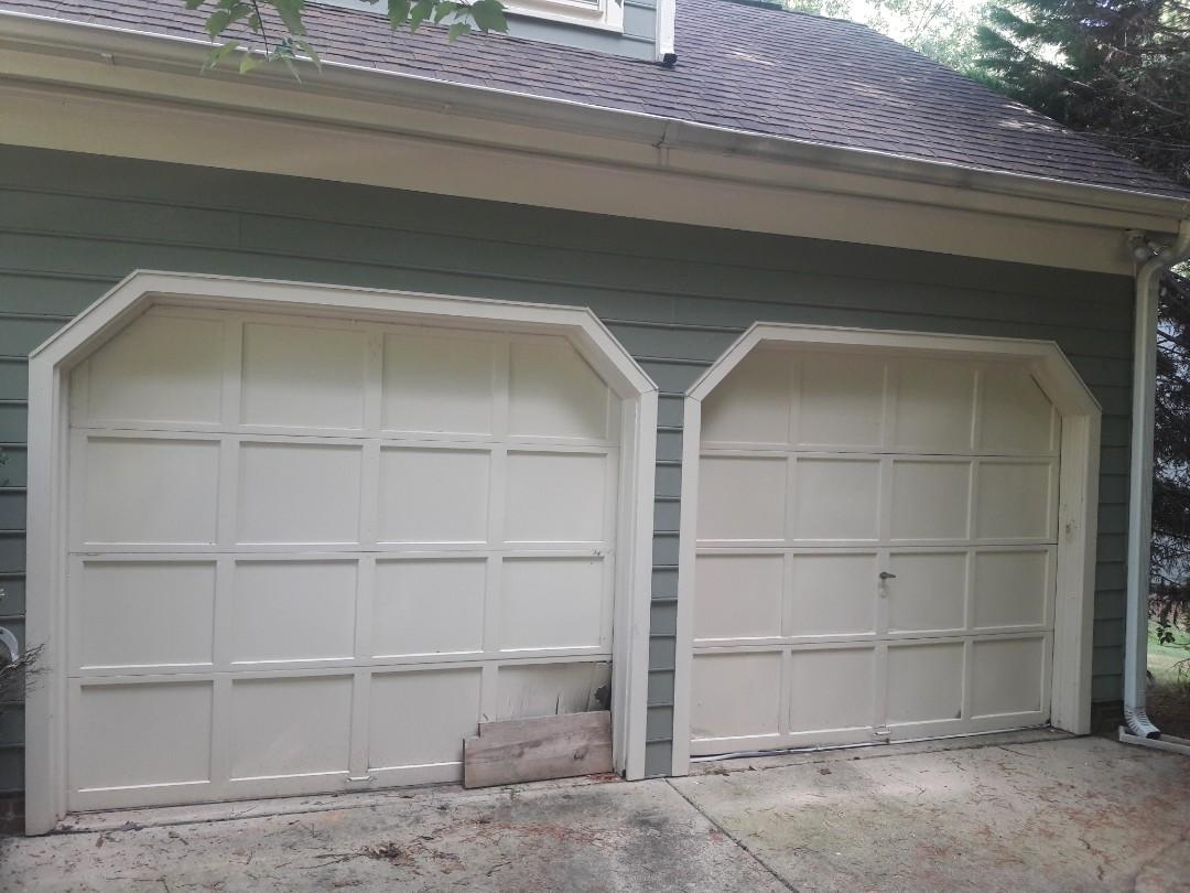 Charlotte, NC - Free New Door and Opener Estimate