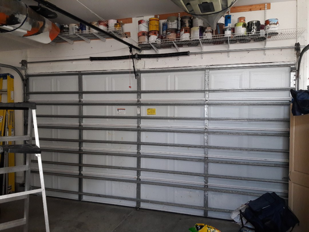 Waxhaw, NC - replaced rollers and adjusted unit