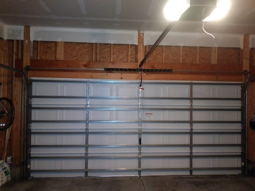 Fort Mill, SC - Replaced torsion springs