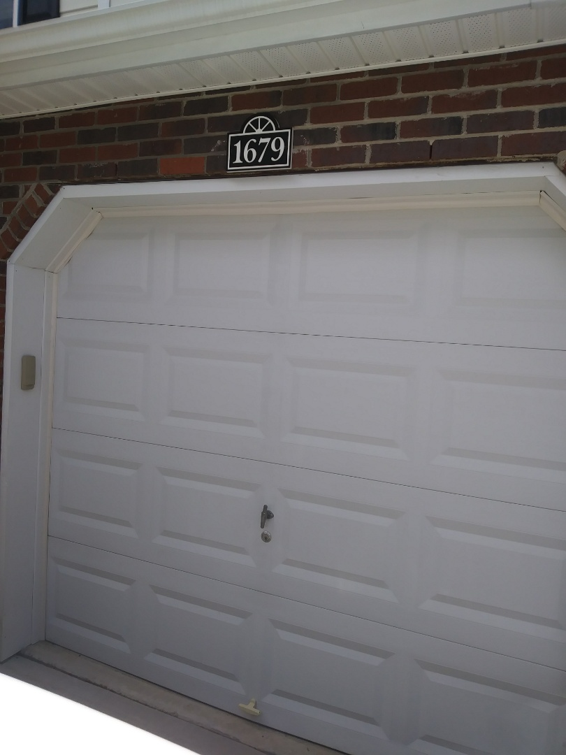 Rock Hill, SC - Repair/New door estimate