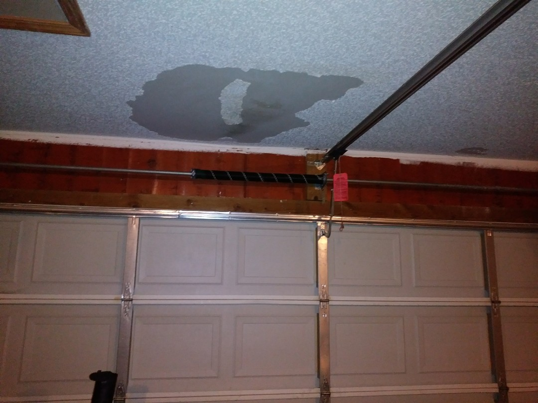 Charlotte, NC - Replaced torsion spring