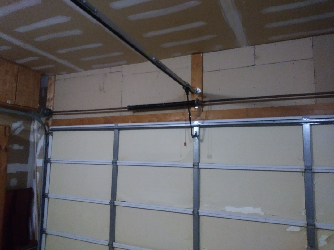 Mooresville, NC - Replaced torsion spring