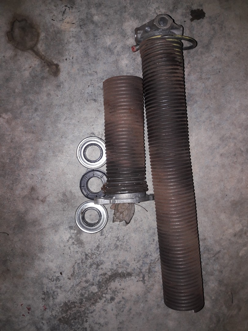 Indian Land, SC - replaced spring and bearings