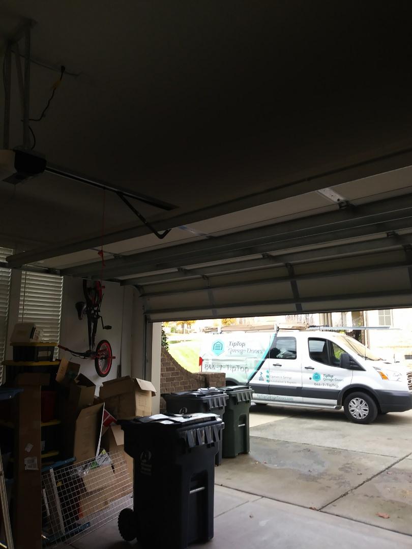 Huntersville, NC - Repair/ new opener estimate