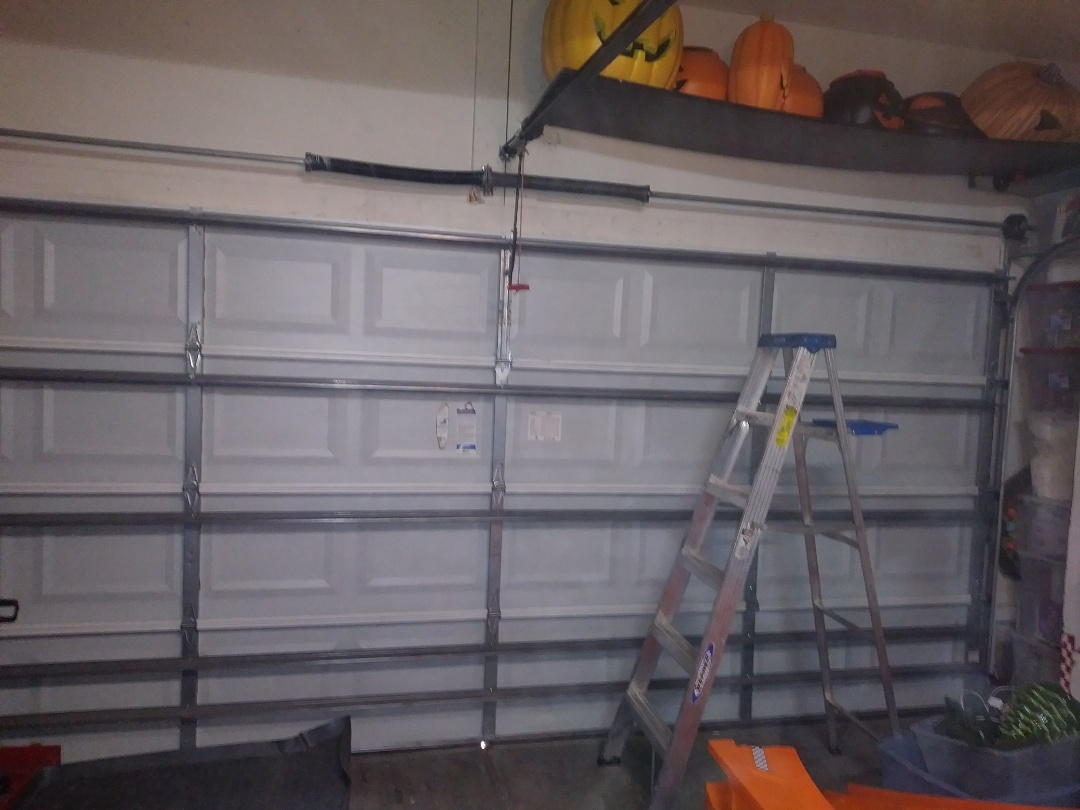 Concord, NC - Replaced torsion spring