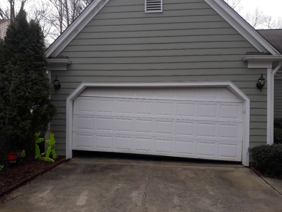 Mount Holly, NC - balance door and programmed opener