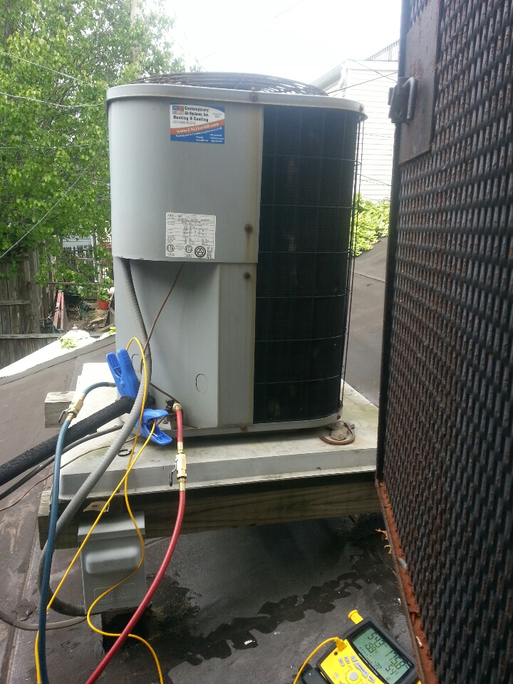 Baltimore, MD - Air conditioner certification in Butcher's Hill.
