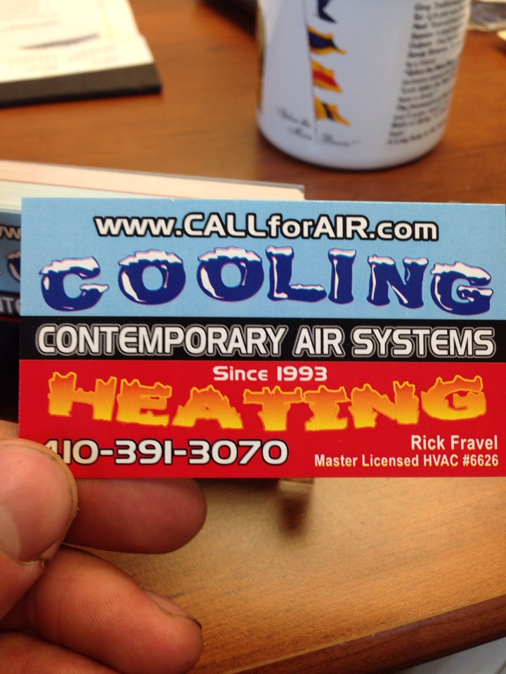 Essex, MD - Performed annual AC tune up and repair on a Lennox air conditioning system, Lennox gas furnace and Lennox heat pump.
