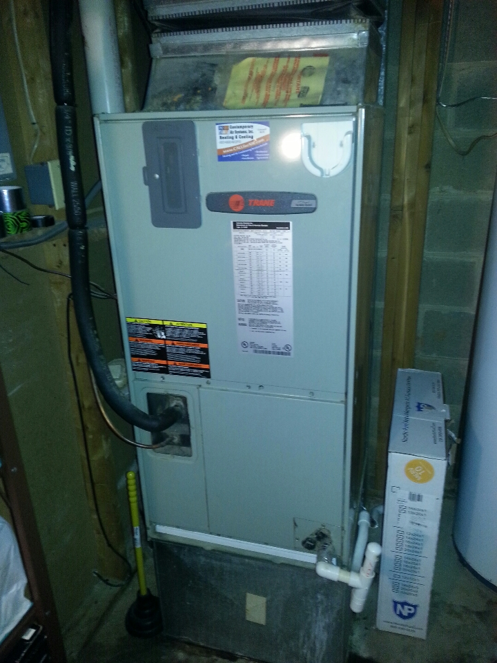 Rosedale, MD - Ac service call Replace fan motor air handler.