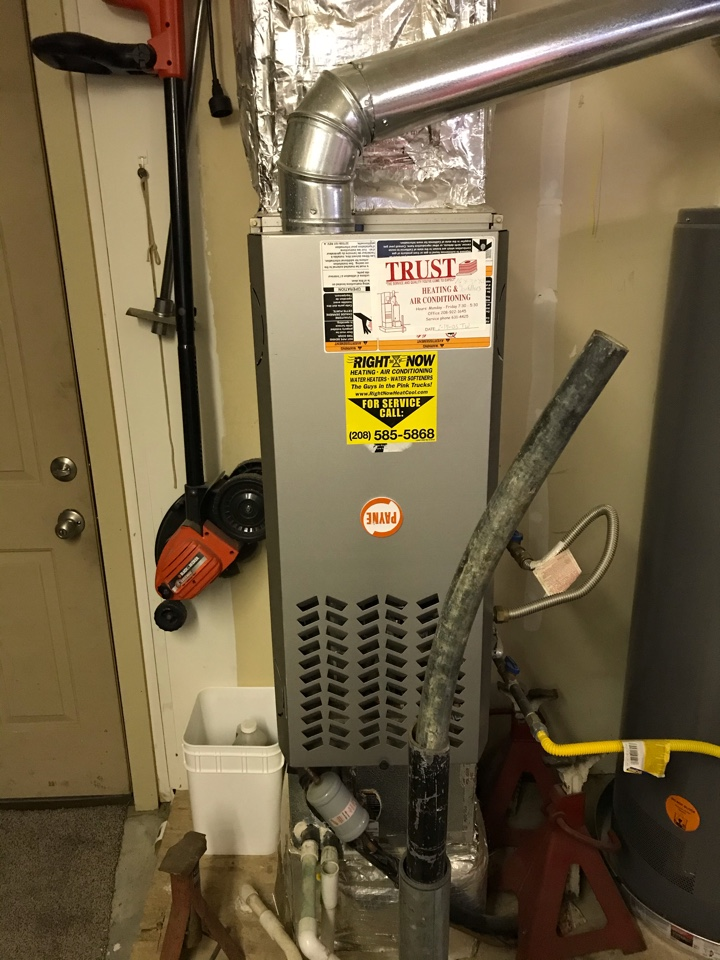 Replacing old Payne System and installing an Amana variable speed blower furnace and a 14 seer Ac
