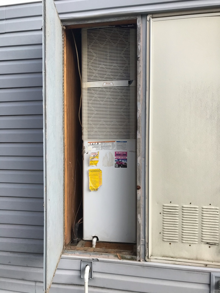 Replacing old Evcon Furnace with an Evolve 80% gas furnace