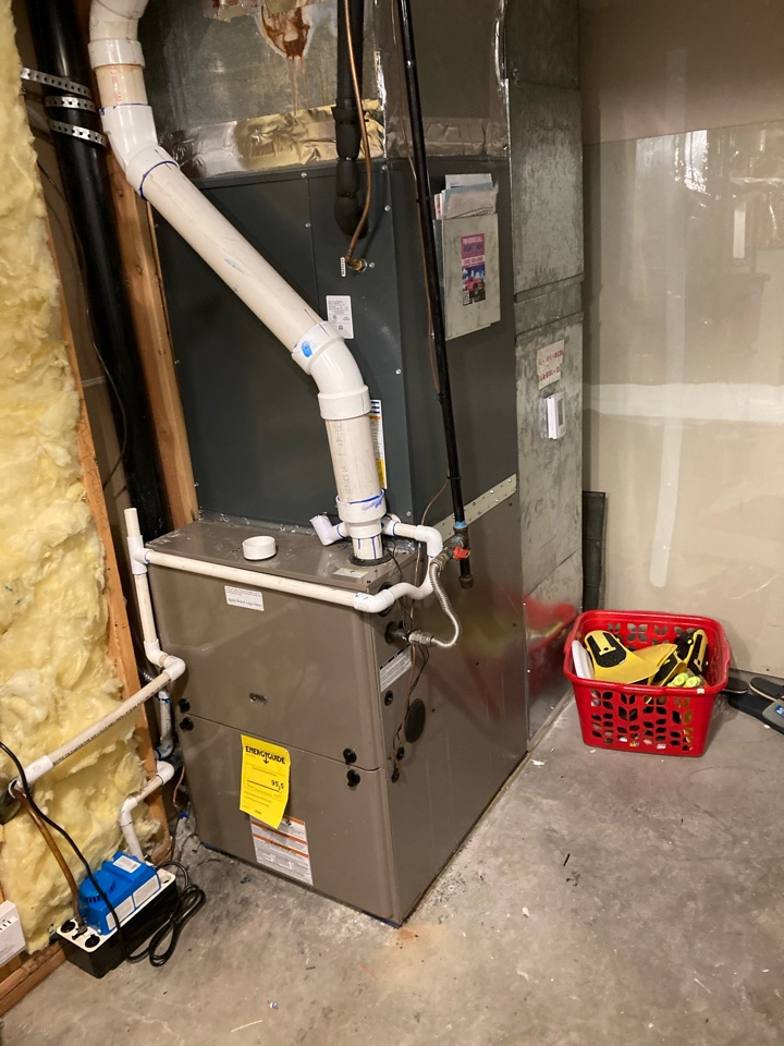 York furnace replacement.  York heat pump repair.