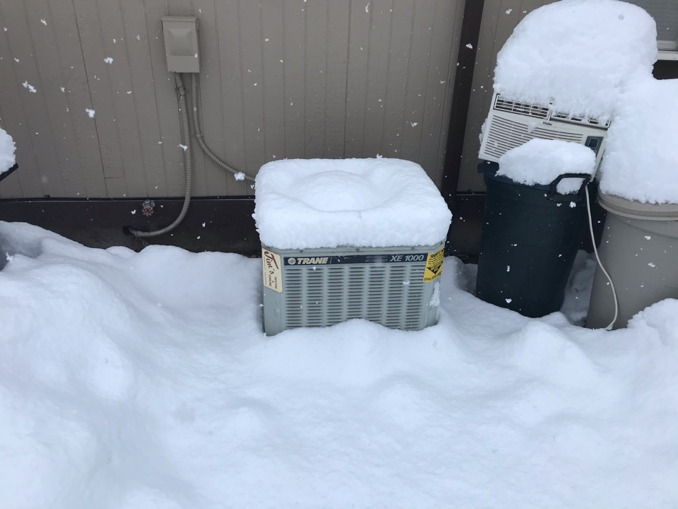 Replacing old Trane system with an Amana furnace and AC