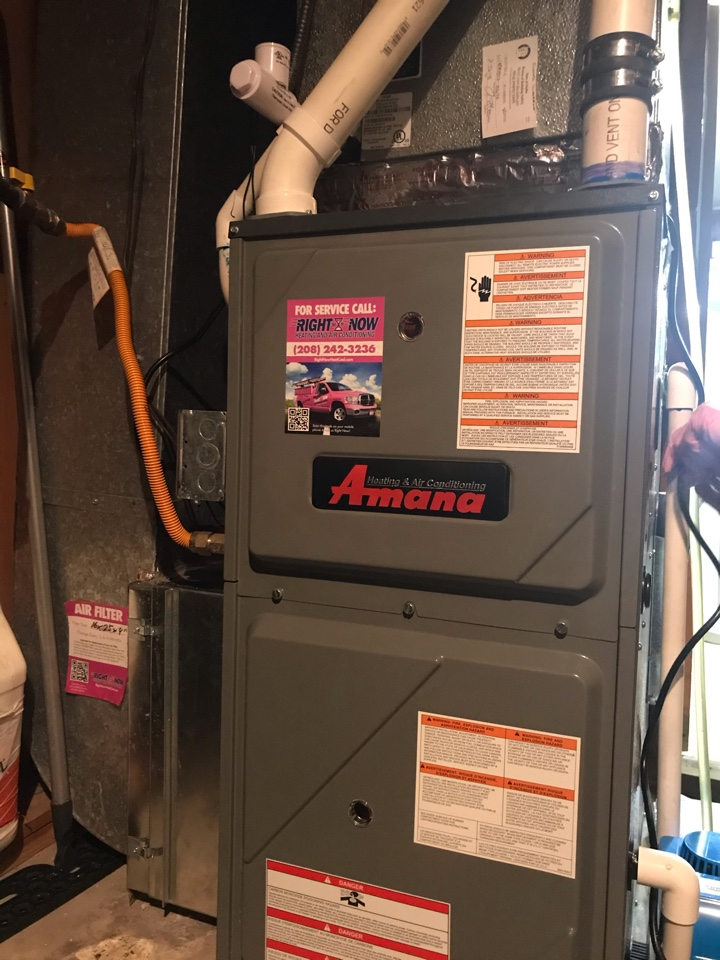 Condensate pump replacement & system evaluation