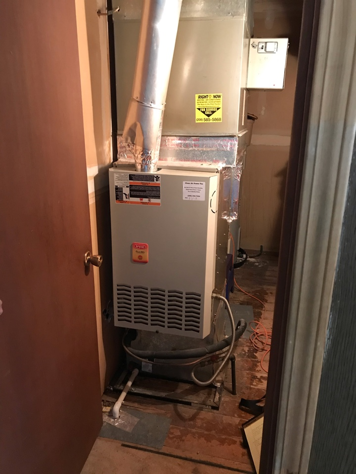 Replacing old Bryant Furnace with an Amana 96% 2-stage variable speed blower furnace and a 15 SEER Heat Pump