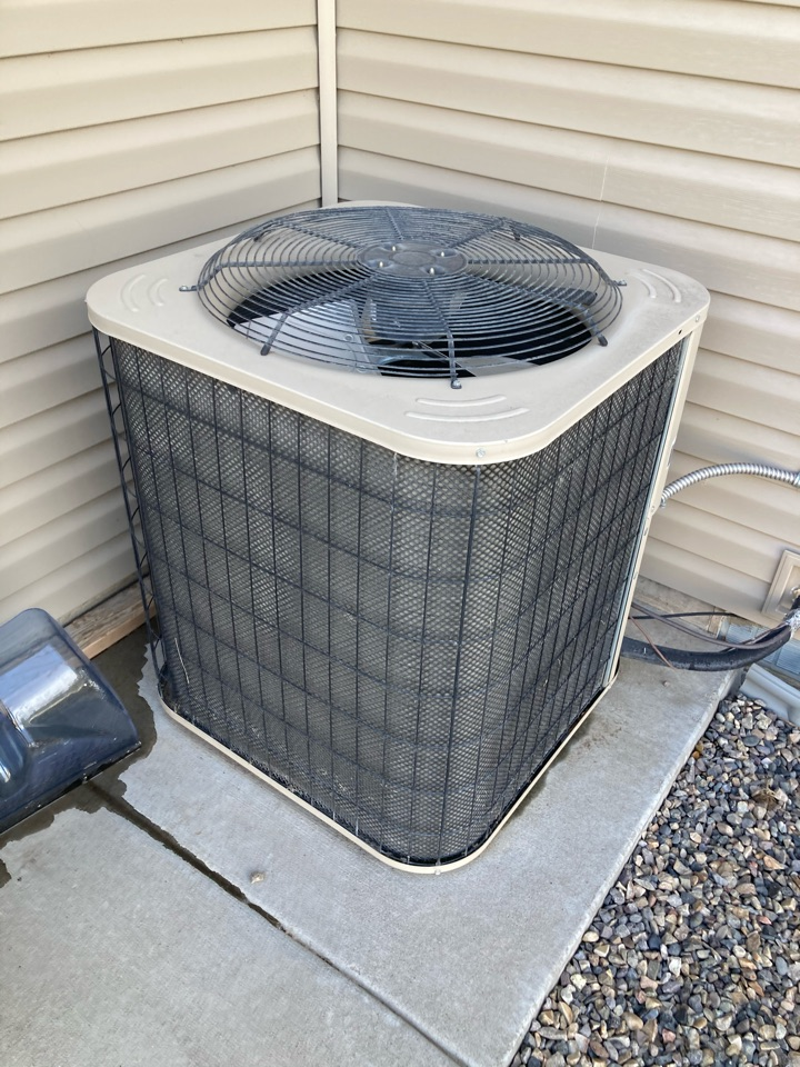 Replacing York furnace and AC with Amana furnace and AC
