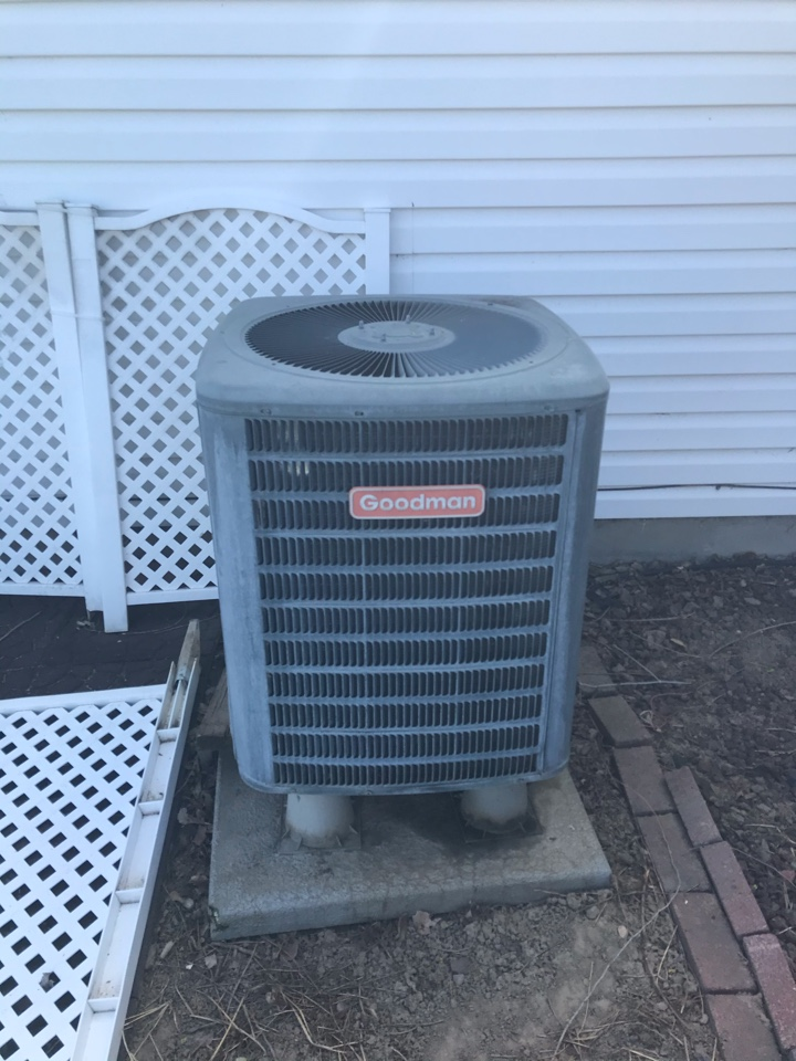 Replacing old Goodman system with a Rheem Air Handler and Heat Pump