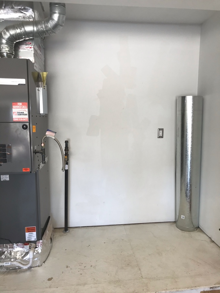 Installing a Rinnai Tankless water heater, a SuperPure Prestige Water Softener and Conditioner, and a ceramic disc pre-filter
