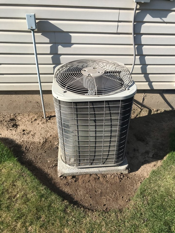 Replacing old Bryant Furnace with an Amana furnace and air conditioner