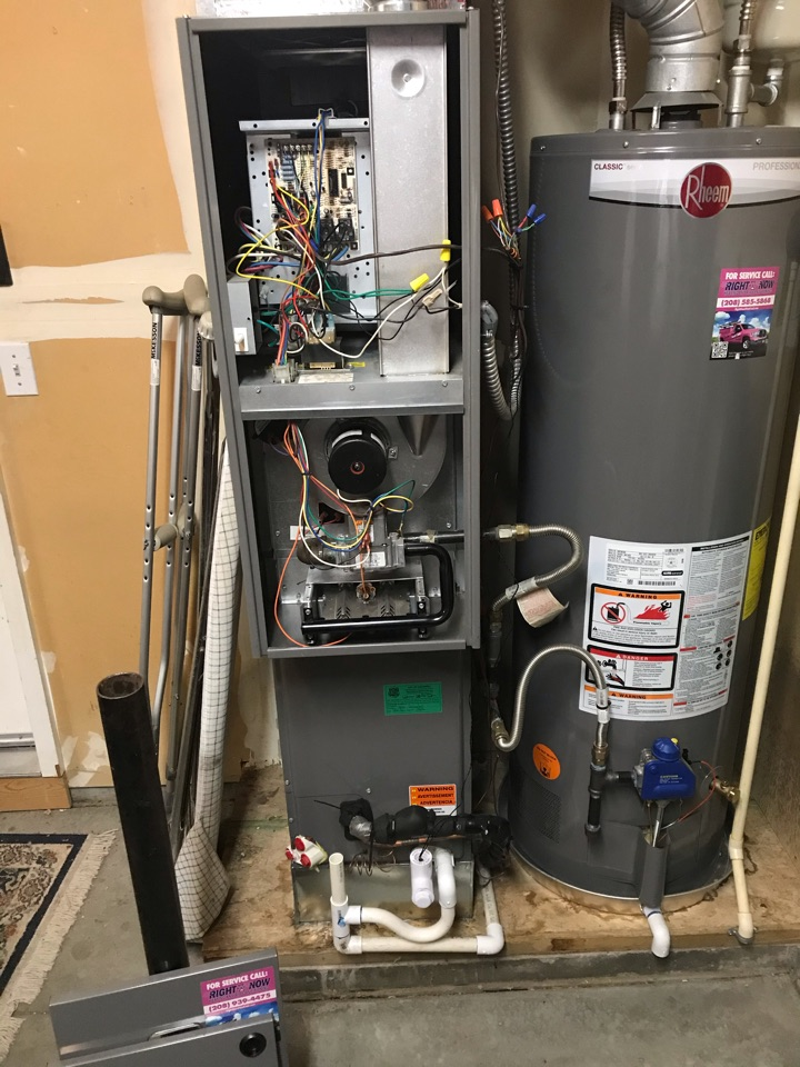 Replacing Rheem furnace with a Goodman furnace
