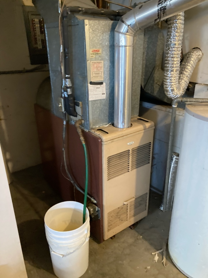 Replacing 60 Year old Lennox furnace..