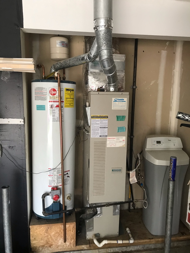 Replacing old Frigidaire System with an Amana furnace and Air Conditioner