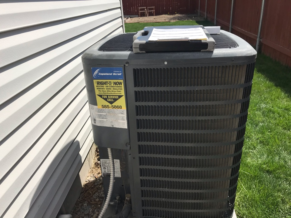 A/c tune up on a Amana system