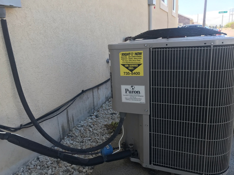 Tune up on Bryant gas furnace and and a/c