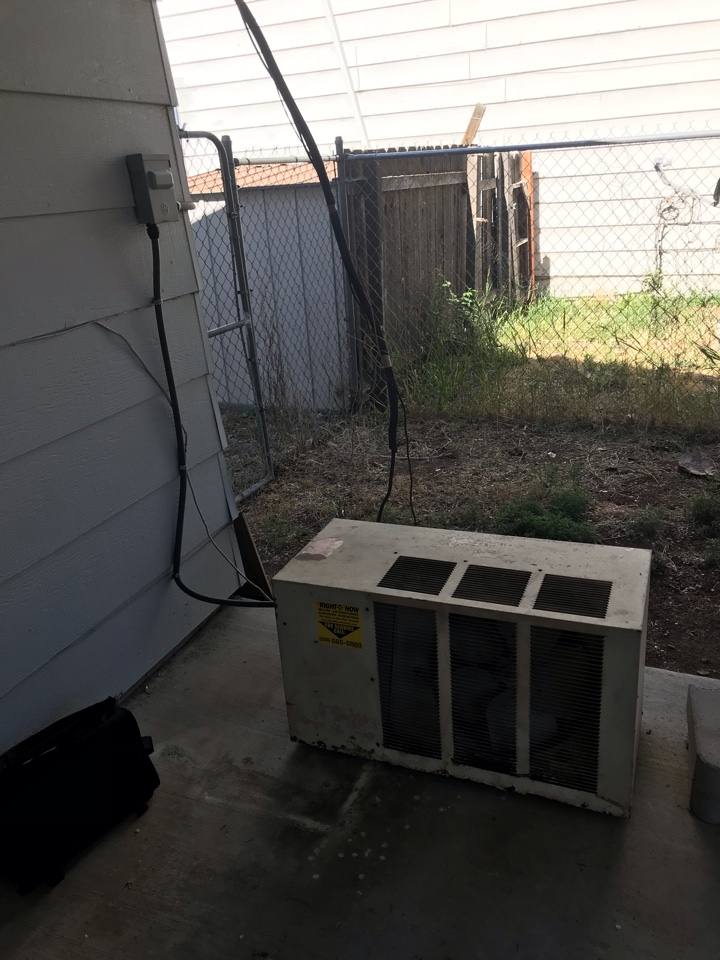 Replacing old system with a Goodman furnace and air conditioner