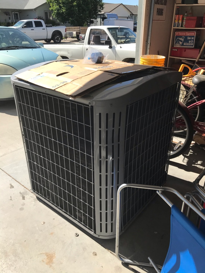 Replacement and service Ac