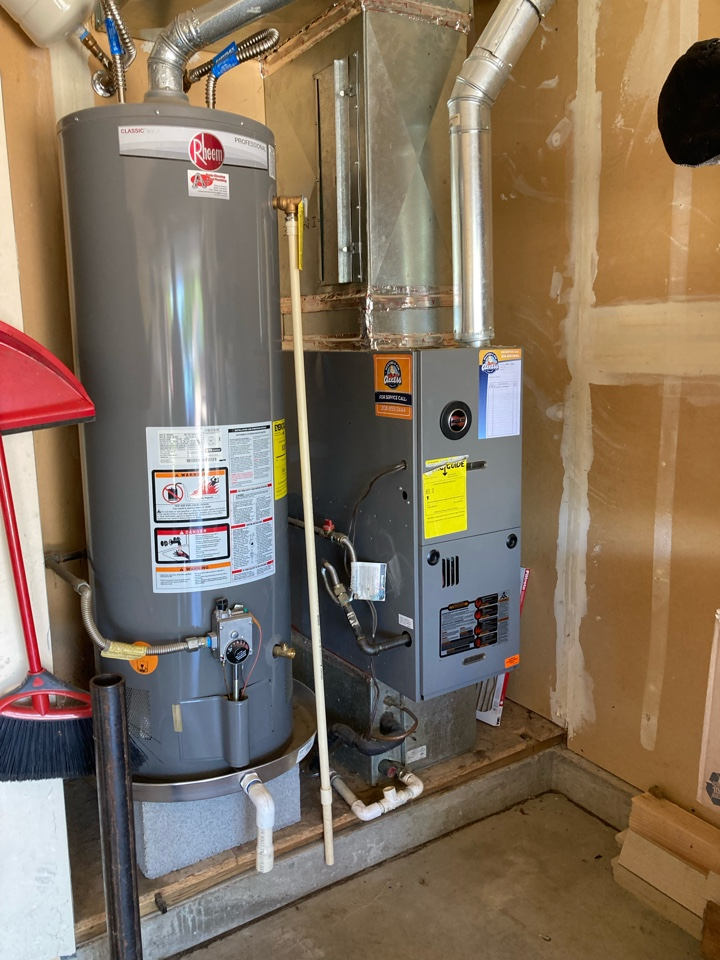 Replacing old Ruud furnace and AC