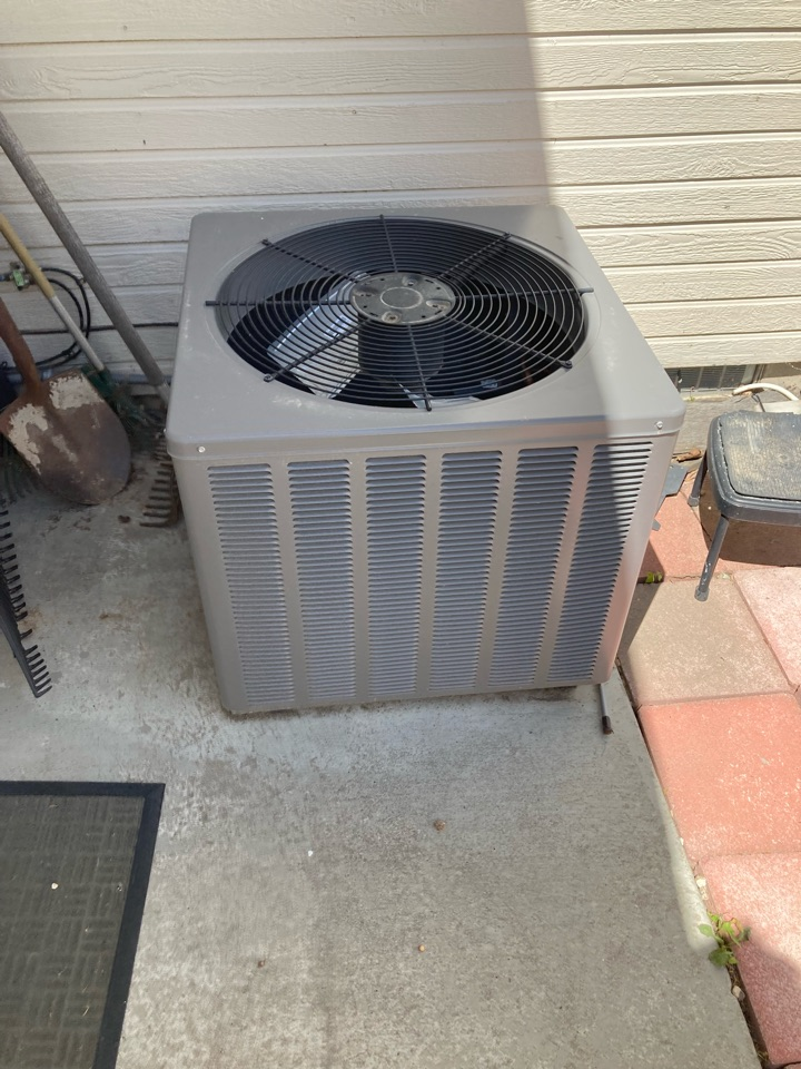 Replacing old Rheem furnace and AC..