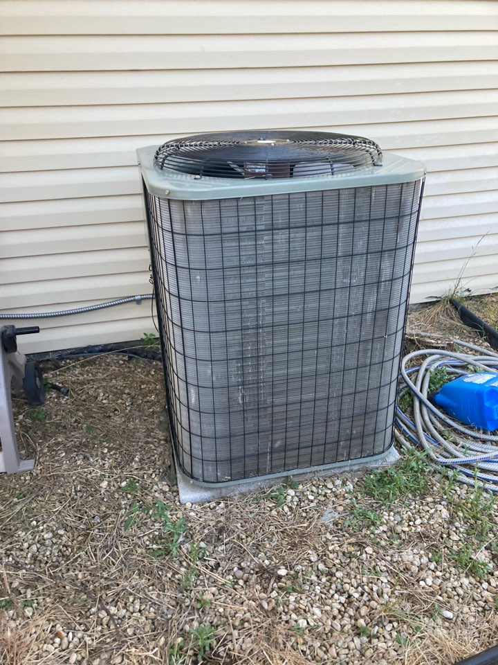 Replace AC and furnace with Amana..