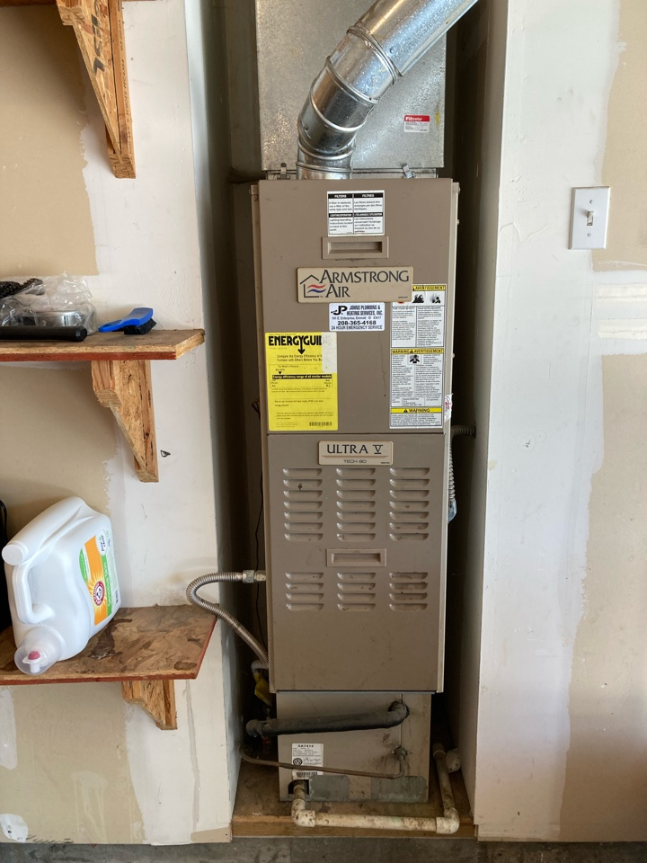 Replacing Armstrong Air heating and cooling system