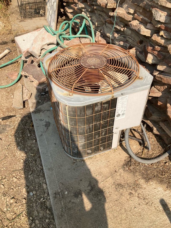 Replacing Heating and Cooling