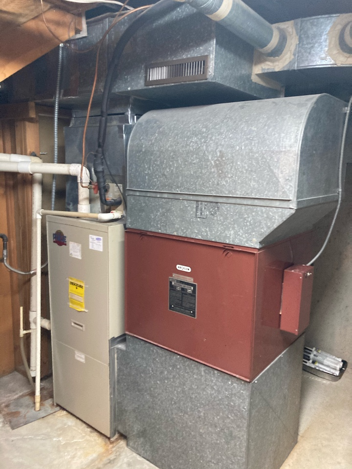 Replacing Lennox furnace