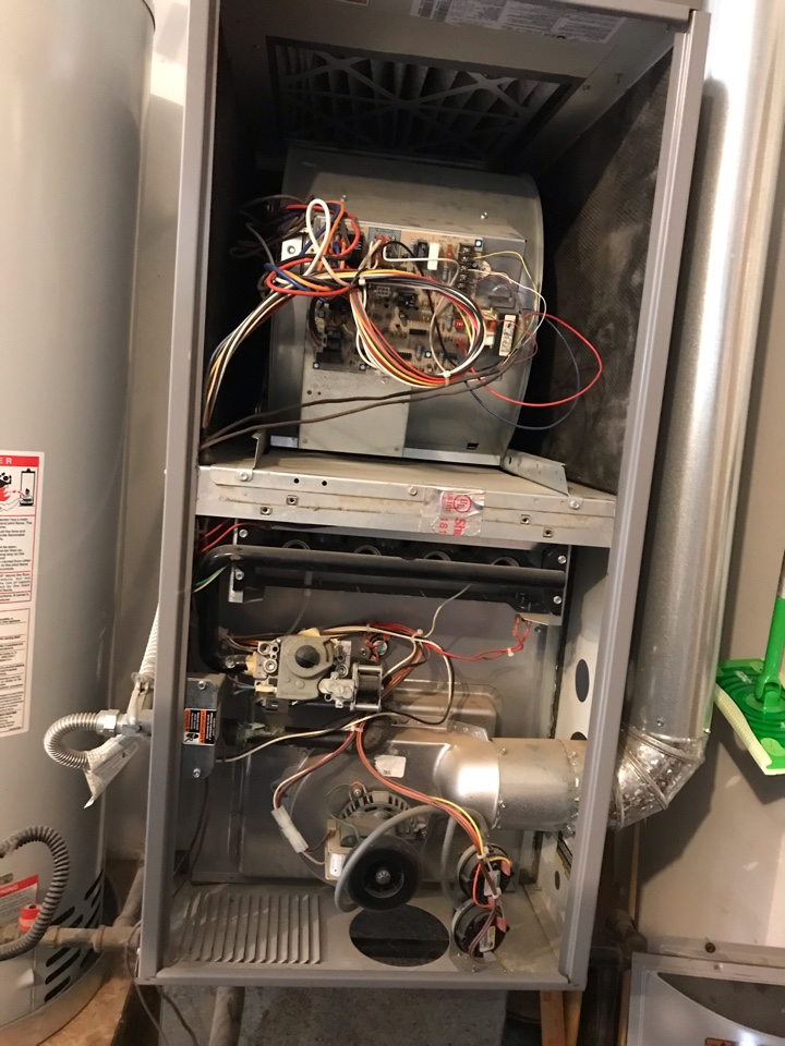 Replacing old American Standard System with an Amana furnace and air conditioner