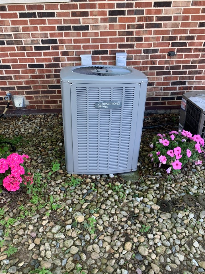 New Lenox, IL - Easy Armstrong repair with maintenance to keep running strong this summer !