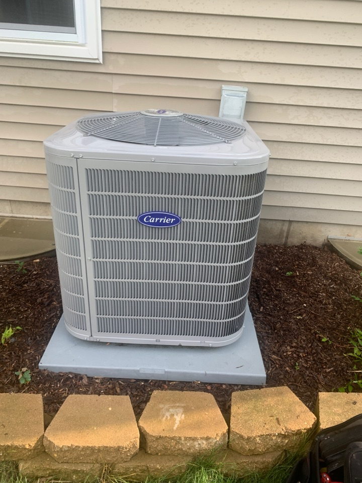 Aurora, IL - Pm on a 2 year old Carrier AC system!
