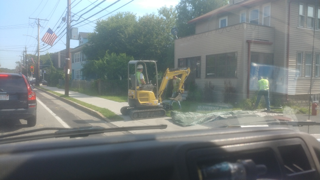 Newton, MA - Rooter services sewer drains storm drains drain snaking storm drain installs