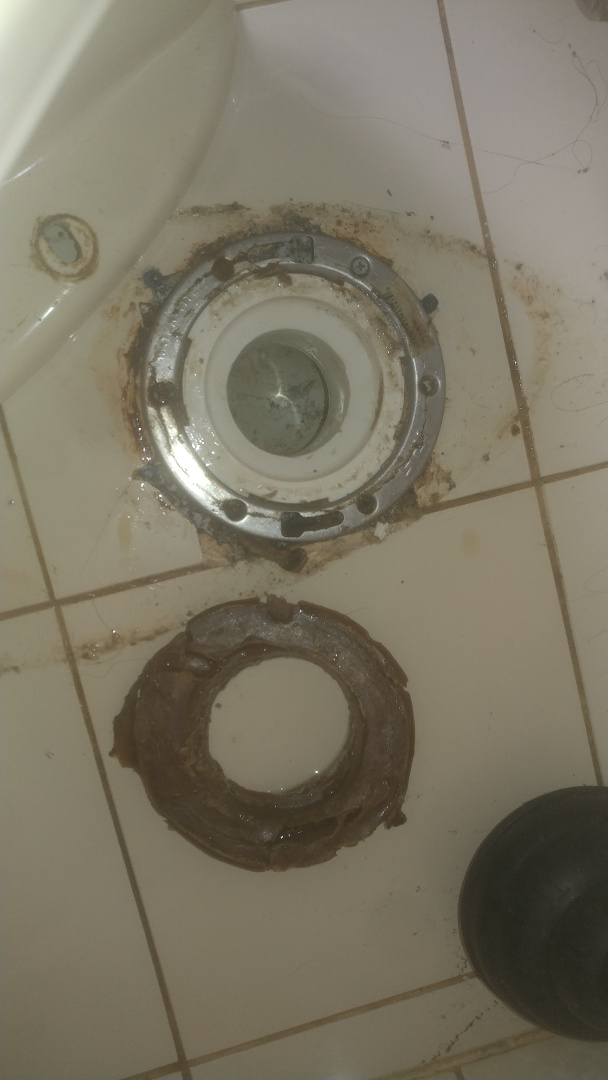 Medford, MA - Clogged bathroom sink drain snaking drain cleaning clearing plumbing heating cooling