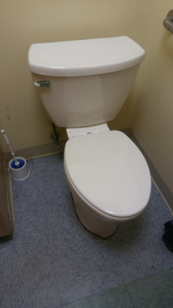 Framingham, MA - Replace toilet