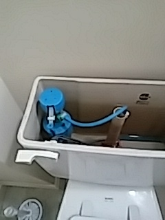 Waltham, MA - Replacing toilet fill valve