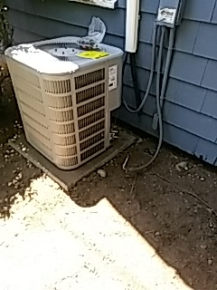 Waltham, MA - Replace air conditioning unit