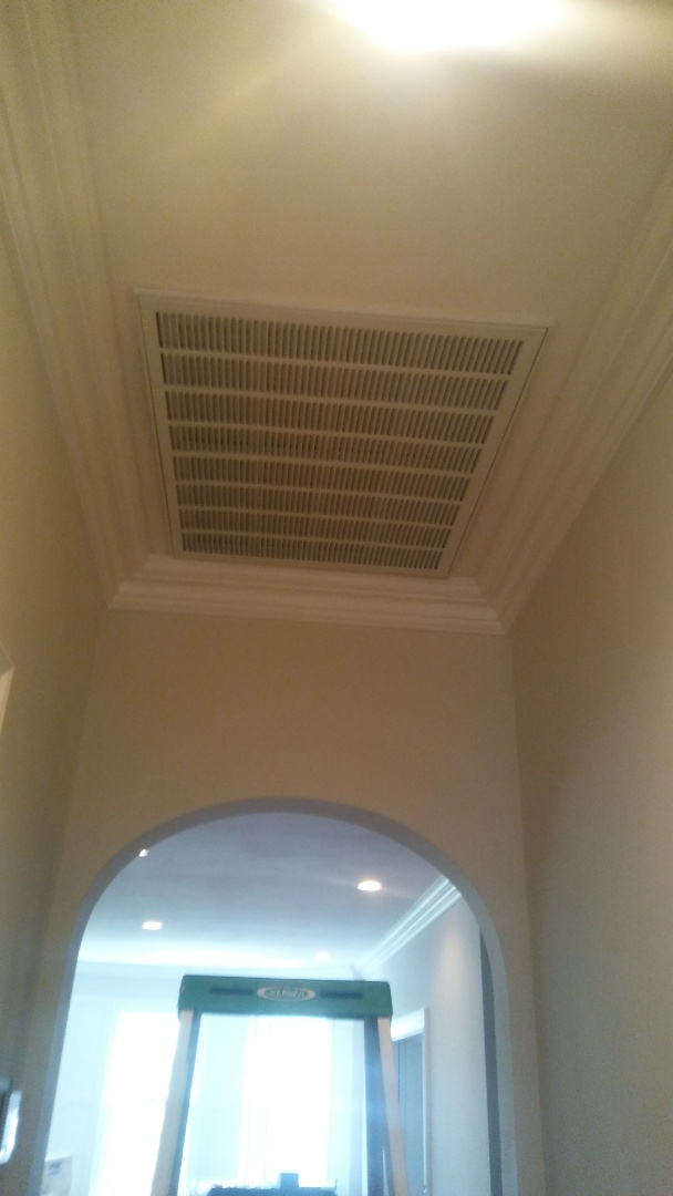 Brookline, MA - Replace air conditioning return cover